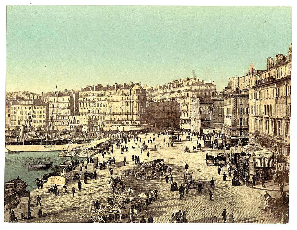 Mark Twain's Marseilles Hotel