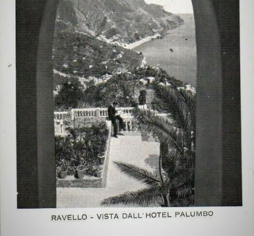"""""""Gennaro! Gennaro!"""" E. M. Forster's Hotel Erotica in Ravello"""